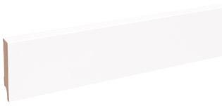 Stijlplint blok witfolie 15x100mm
