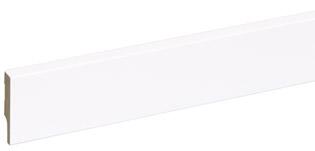 Stijlplint blok witfolie 18x100mm