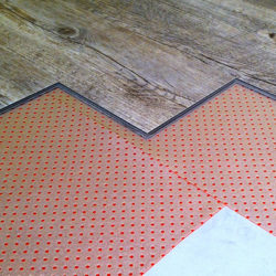 PVC Klik Ondervloeren